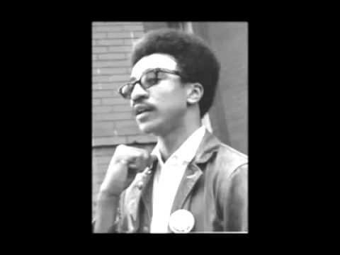 H. RAP BROWN SPEAKING THE REAL