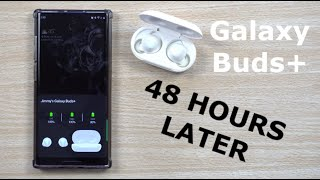 Galaxy Buds+ 48 HOURS LATER - Full Review