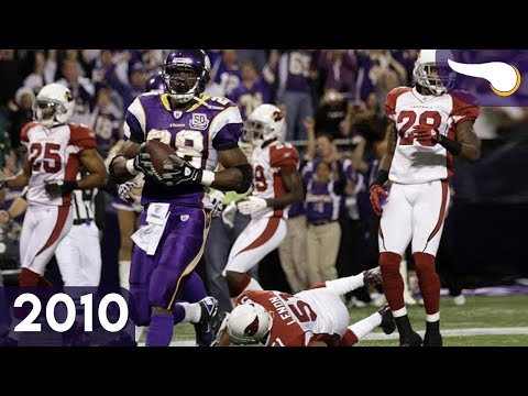 Favre Leads Miracle Comeback - Cardinals vs. Vikings (Week 9, 2010) Classic Highlights
