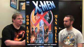 Alter Ego Comics TV #163 - Top Five Favorite X-Men Stories