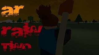 ROBLOX Apocalypse Rising - Hatchet Bandit (episode 4) - Apoc RAW -