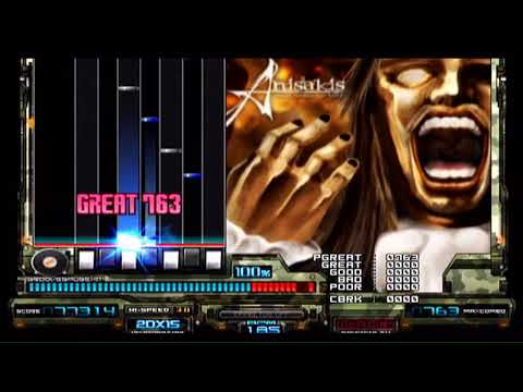 beatmania IIDX 15 DJ TROOPERS - Anisakis -somatic mutation type
