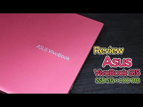 Review – ASUS VivoBook S15 S531 โน้ตบุ๊คบางเบา 15.6″ : i7 + MX250 ได้ SSD 512GB + HDD 1TB ราคาคุ้ม