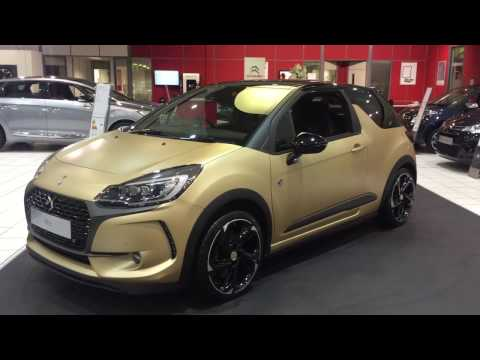 2017 Citroen DS3 Performance Edition - Exterior and Interior Review