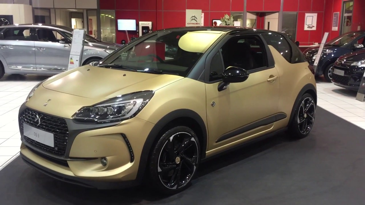 2017 Citroen DS3 Performance Edition - Exterior and ...