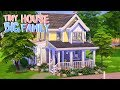 TINY HOUSE FOR A BIG FAMILY 💕 | The Sims 4 | Speed Build
