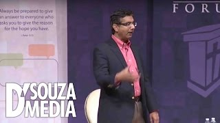 D'Souza On The State Of Christianity In America Today