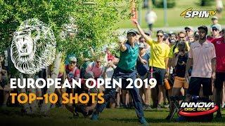 European Open 2019 top-10 Shots