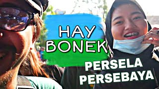 Download Lagu Sebelum Masuk Stadion. PERSELA vs PERSEBAYA - Vlog Heru RUKUN RASTA mp3