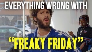 Everything Wrong With Lil Dicky -
