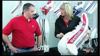 Total Hockey Goalie Talk: Reebok Premier 4 Leg Pads