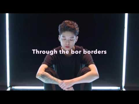 Amber Liu (엠버) ― Borders (보더스) Lyric video [Station]