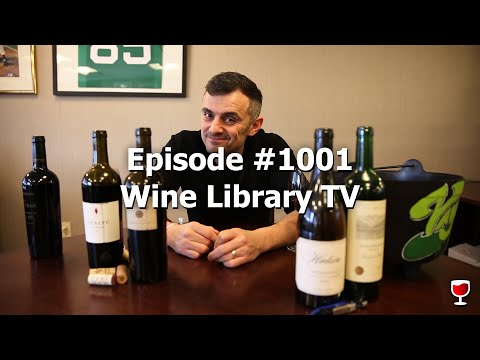 Wine Library TV -- Episode #1,001