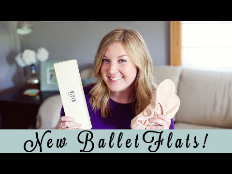New Ballet Flats!