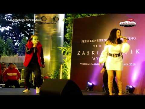 Live Perform Zaskia Gotik - Paijo (feat. RPH & DJ Donall)