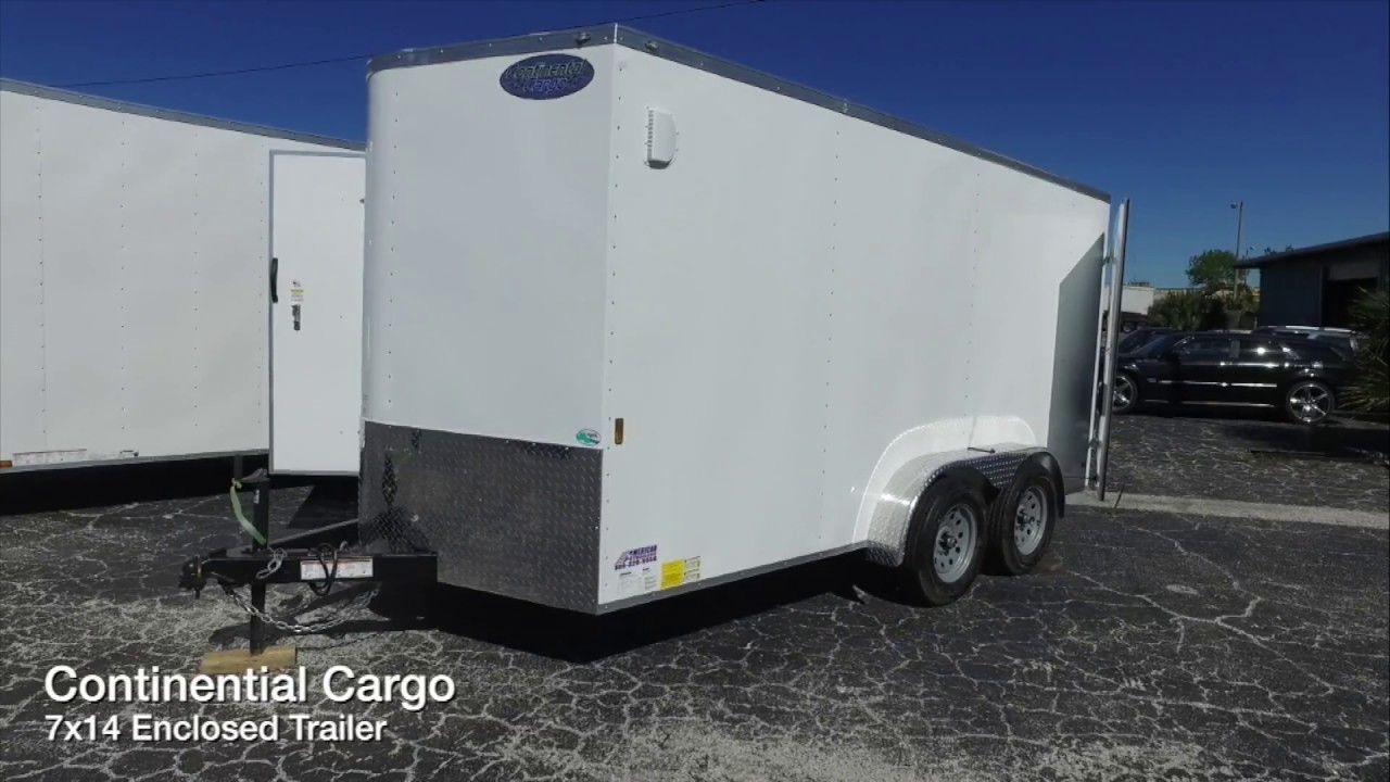 7x14 Cargo Trailer Schematic - Electrical Drawing Wiring Diagram •