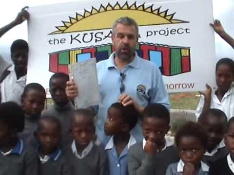 Downside Middle School -The Kusasa Project SA.avi