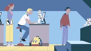 Teach and learn with Pepper and NAO robots!