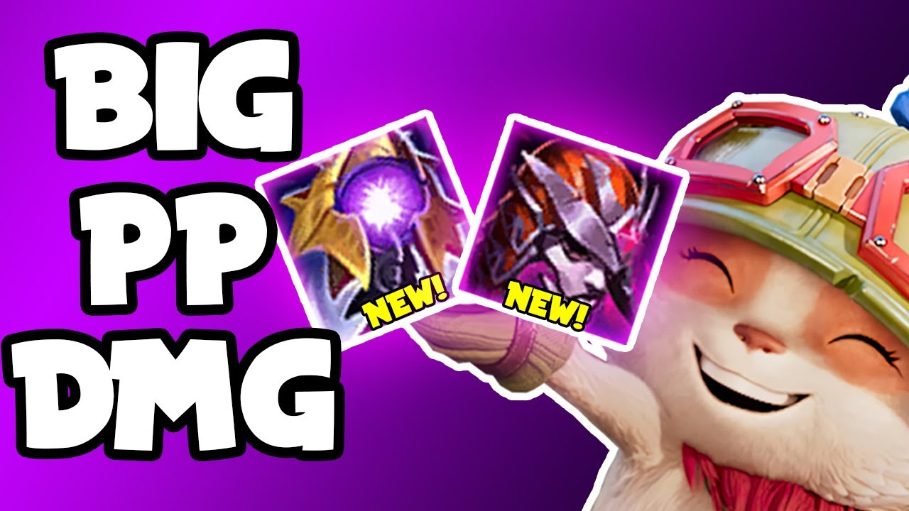 Download TEEMO SEASON 11 - TEEMO TOP IS TOO STRONG WITH THESE NEW ITEMS!