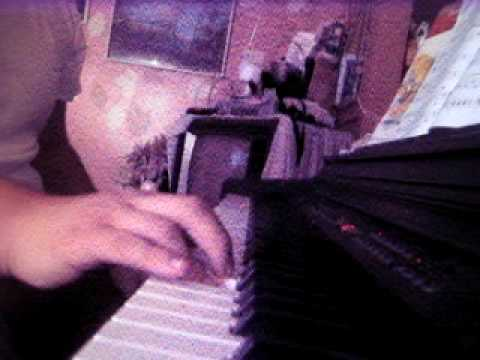 Musical Pocket Watch on piano (For a Few Dollars more)