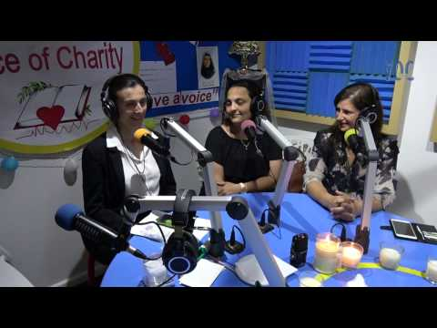 Anita Chaghoury Group on the 12th Voice Of Charity Birthday 2016