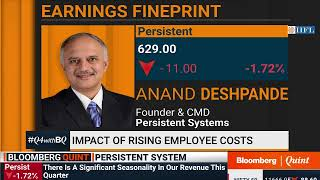 Challenging FY19 For Persistent Systems