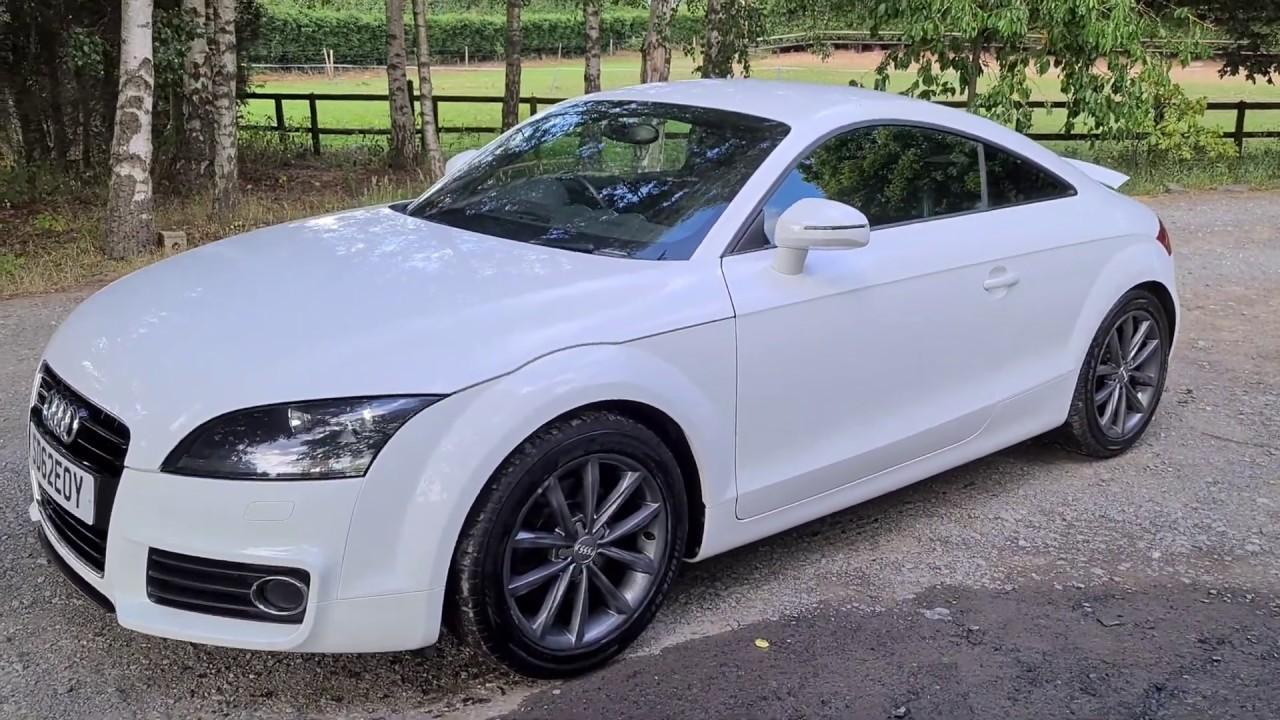 Audi TT 1.8 TFSI Sport 2dr - YouTube