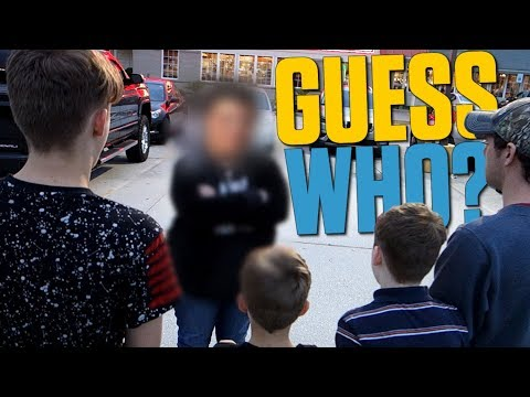 GUESS WHO'S BACK?! **SURPRISE**