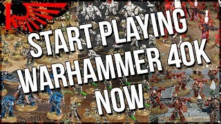 There's Never Been A Better Time To Start Playing Warhammer 40,000