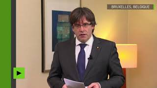 TV3 - Divendres - El perfil de Carles Puigdemont i Marcela Topor Carles Puigdemont planea declarar la independencia de Cataluña esta semana; la