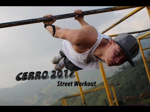 Cerro de las Tres Cruces - Street Workout 2017