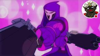CE GO HARD AF... un peu! Popo, Réagit à la Mort de Floraison: Overwatch dessin animé