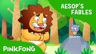 The Lion And The Mouse Aesop S Fables PINKFONG Story Time For Children