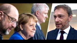 """Lindner zu Sondierungserfolg: """"Die Unterschiede werden mit Geld zugeschüttet"""""""