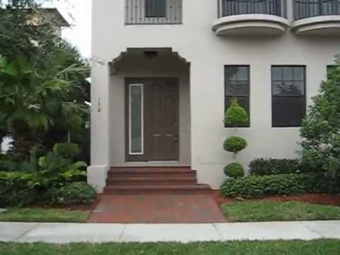 Rented westshore yacht club townhome with private for Elevator townhomes