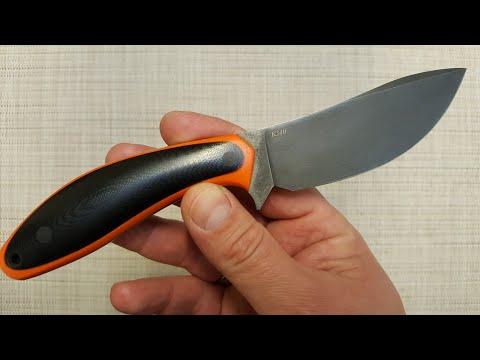 Заруба 2017/3. №3. Нож НАРБУС Apus knives.