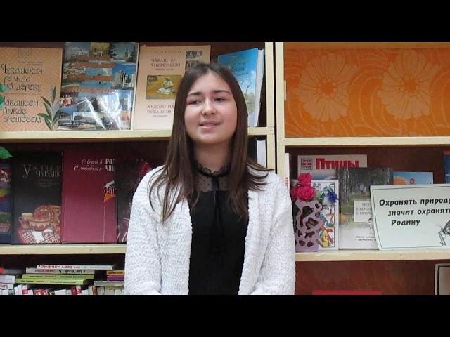 Изображение предпросмотра прочтения – ЕкатеринаУханова читает произведение «Мелколесье, степь и дали» С.А.Есенина