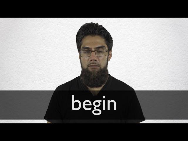 begin vs start grammar