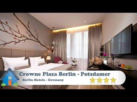 Crowne Plaza Berlin - Potsdamer Platz - Berlin Hotels, Germany