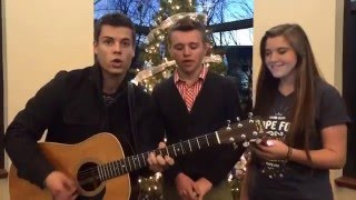 Blue Christmas. Lawson bates, Jason Duggar and Joy Duggar.
