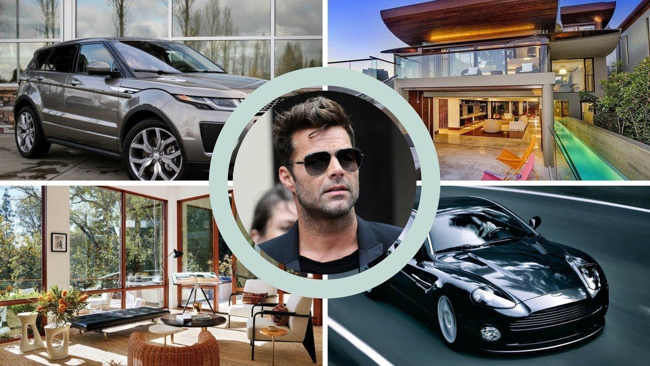 Image result for Ricky Martin cars