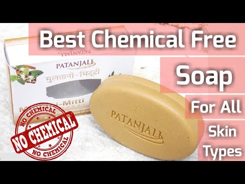 Patanjali Multani Mitti Soap Review | Best Chemical Free Soap In The Market