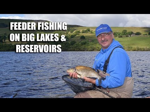 Feeder Fishing At Semerwater Lake