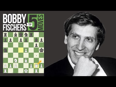 bobby-fischer's-5-most-brilliant-chess-moves