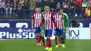 Antoine Griezmann vs Eibar Home (06/02/2016) 720p HD By CROSE
