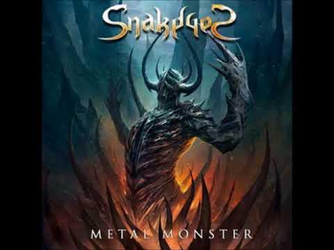 Snakeyes - Metal Monster {Full Album}