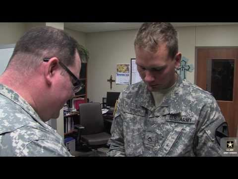 A Day In The Life Of A U.S. Army Chaplain