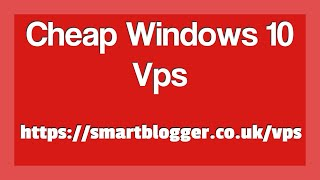 Cheap Windows Vps Review - Cheapest Windows Vps Available