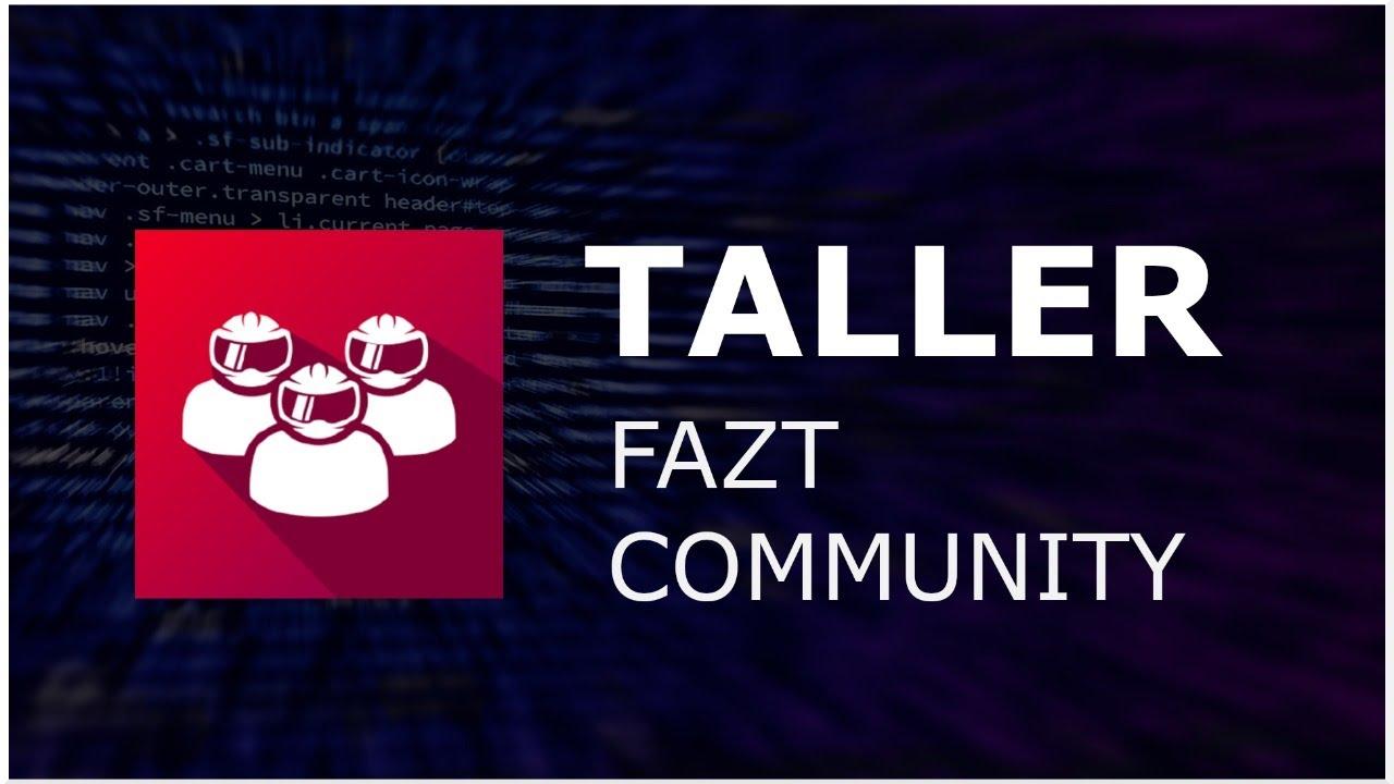 Fazt Community Taller - ¿Como crear tu primer proyecto y aprender en el proceso?