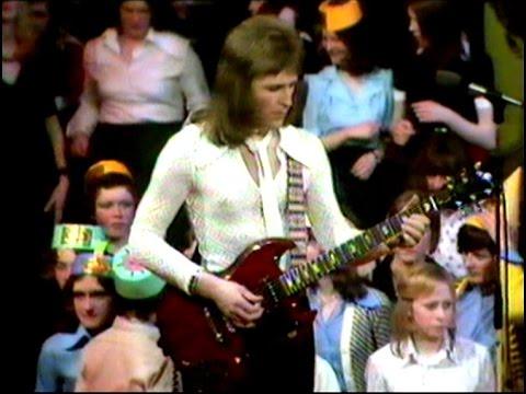 Geordie perform Shes a Lady on Geordie Scene March 1975